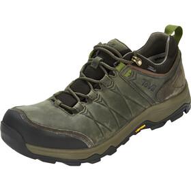 Teva Arrowood Riva WP Shoes Men black olive